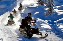 borovets ski doo snow mobiles