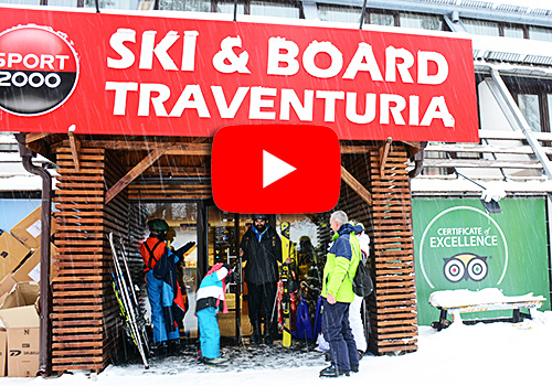 ski & board traventuria borovets video